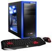 iBUYPOWER - Desktop - Intel Core i5 - 8GB Memory - 1TB Hard Drive - Black/Blue