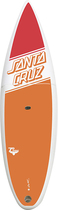 Action Sport Drives - Santa Cruz Logo Fade SurfDrive 16GB USB 2.0 Flash Drive - Pattern
