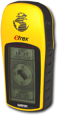Click here for eTrex Waterproof 12-Channel GPS Receiver prices