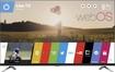 """LG - 55"""" Class (54-5/8"""" Diag.) - LED - 1080p - Smart - 3D - HDTV - Silver"""
