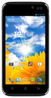 Blu - Advance 4G Cell Phone (Unlocked) - Black