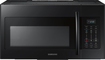 Samsung - 1.7 Cu. Ft. Over-the-Range Microwave - Black