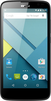 Blu - Studio G 4G Cell Phone with 4GB Memory (Unlocked) - Black