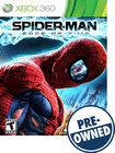 Spider-Man: Edge of Time — PRE-OWNED - Xbox 360