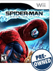 Spider-Man: Edge of Time — PRE-OWNED - Nintendo Wii