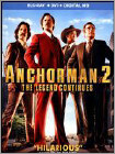 Anchorman 2: The Legend Continues (Blu-ray Disc) (2 Disc) 2013