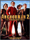 Anchorman 2: The Legend Continues (DVD) (Eng/Fre/Spa) 2013