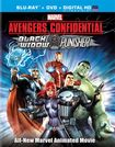 Avengers Confidential: Black Widow & Punisher [blu-ray] 3924139