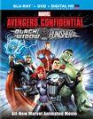 Avengers Confidential: Black Widow & Punisher [blu-ray] 3924139