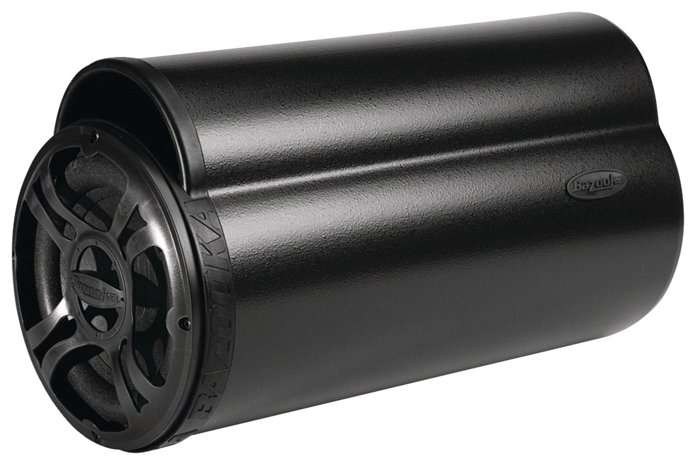 Bazooka - Bt Series 8 4-Ohm Loaded Subwoofer Enclosure - Black
