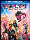 Monster High: Frights, Camera, Action! (Blu-ray Disc) (2 Disc) (Eng/Spa/Fre) 2014
