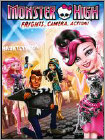 Monster High: Frights, Camera, Action! (DVD) 2014