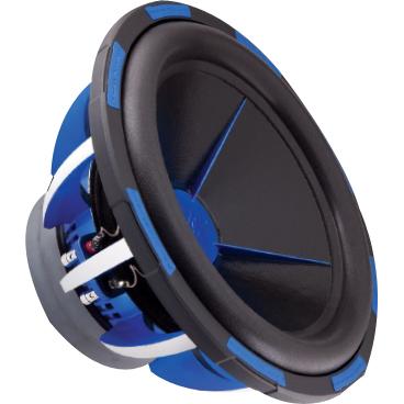 Power Acoustik - Mofo 12.63 1500 W Automobile Woofer - Royal Blue