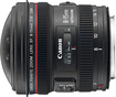 Canon - EF 8-15mm f/4L Fisheye USM Ultra-Wide Zoom Lens - Black