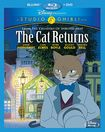 The Cat Returns [2 Discs] [blu-ray/dvd] 3938428