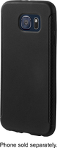 Insignia - Case for Samsung Galaxy S6 Cell Phones - Black