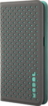 Modal - Case for Samsung Galaxy S6 Cell Phones - Gray/Green