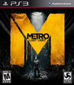 Metro: Last Light - PlayStation 3