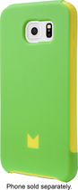 Modal - Case for Samsung Galaxy S 6 Cell Phones - Green/Limeade