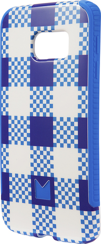 Modal - Case for Samsung Galaxy S6 edge Cell Phones - Blue/Gray
