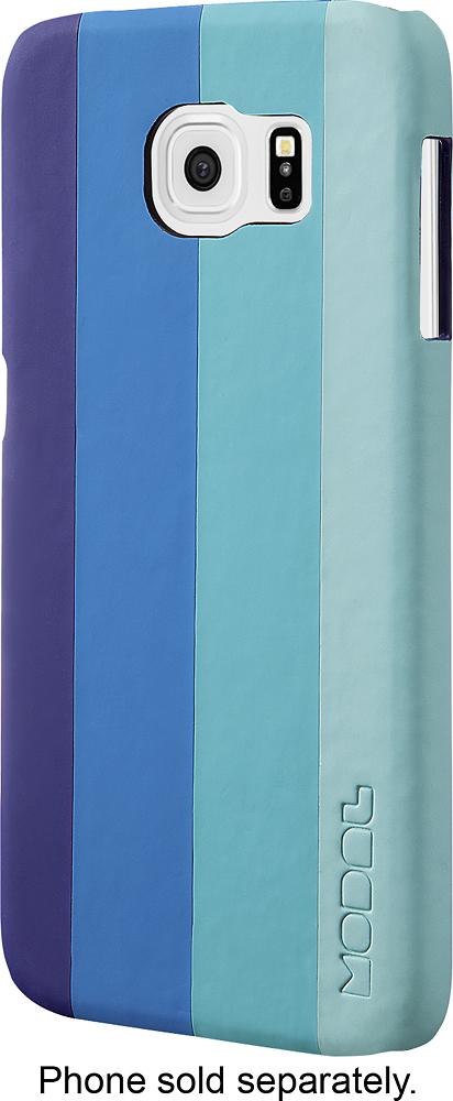 Modal - Case for Samsung Galaxy S 6 Cell Phones - Dark Blue/Light Blue