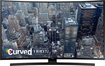 "Samsung - 55"" Class (54.6"" Diag.) - LED - Curved - 2160p - Smart - 4K Ultra HD TV - Black"