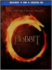 Hobbit: Part 1-3 Theatrical Trilogy (Blu-ray Disc) (Enhanced Widescreen for 16x9 TV) (Eng/Fre/Spa)