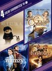 Family Fantasy Collection: 4 Film Favorites [4 Discs] (dvd) 3953543