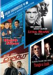 Buddies & Badges Collection: 4 Film Favorites [4 Discs] (dvd) 3953552