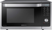 Samsung - 1.1 Cu. Ft. Countertop Microwave - Stainless-Steel