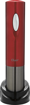 Oster - Electric Wine Bottle Opener - Red