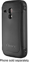 OtterBox - Defender Series Case for Motorola Moto G Cell Phones - Black