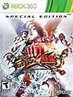 Street Fighter X Tekken Special Edition - Xbox 360
