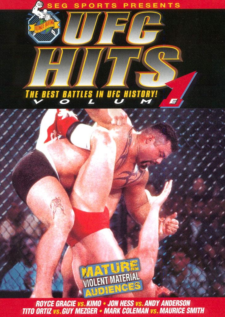 Ufc Hits, Vol. 1 (dvd) 3967372