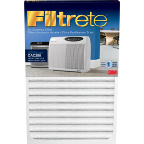 Filtrete OAC250RF-6 Office Air Purifier Replacement Filter (6-Pack) 278276988