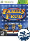 Family Feud: 2012 Edition — PRE-OWNED - Xbox 360