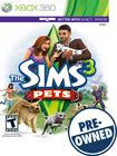 The Sims 3: Pets — PRE-OWNED - Xbox 360