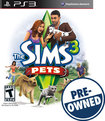 The Sims 3: Pets — PRE-OWNED - PlayStation 3