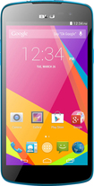 Blu - Studio X Plus 4G with 8GB Memory Cell Phone (Unlocked) - Blue