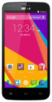 Blu - Star 4.5 4G with 4GB Memory Cell Phone (Unlocked) - Black
