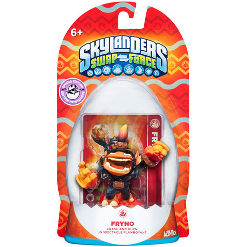 SKYLANDERS SWAP FORCE EASTER FRYNO SING 3978029 3978029