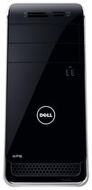 Dell - XPS Desktop - Intel Core i7 - 8GB Memory - 1TB Hard Drive - Black
