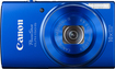 Canon - PowerShot ELPH-150 IS 20.0-Megapixel Digital Camera - Blue