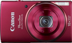 Canon - Powershot Elph-150 Is 20.0-megapixel Digital Camera - Red