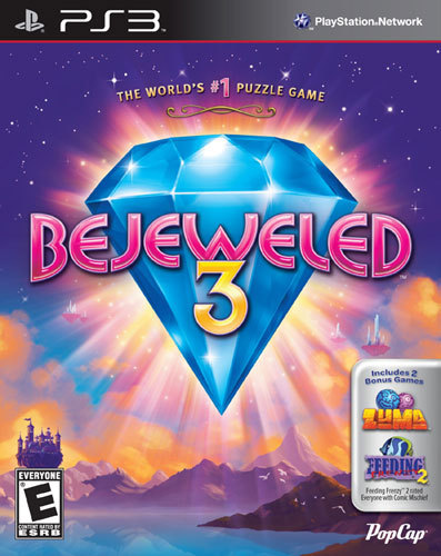 Bejeweled 3 - PlayStation 3