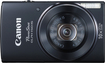 Canon - PowerShot ELPH-150 IS 20.0-Megapixel Digital Camera - Black