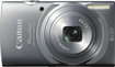 Canon - Powershot Elph-140 Is 16.0-megapixel Digital Camera - Gray