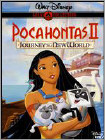 Pocahontas II: Journey to a New World (DVD) (Enhanced Widescreen for 16x9 TV) (Eng/Fre/Spa) 1998