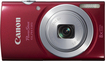 Canon - PowerShot ELPH-135 16.0-Megapixel Digital Camera - Red