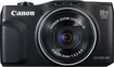 Canon - PowerShot SX-700 HS 16.1-Megapixel Digital Camera - Black